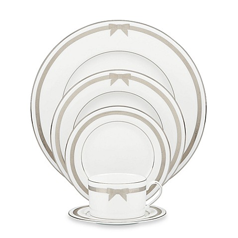 kate spade new york Grace Avenue 5-Piece Place Setting