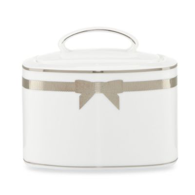 kate spade new york Grace Avenue™ 4-Inch Covered Sugar Bowl