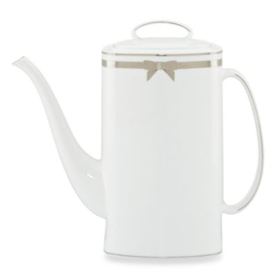 kate spade new york Grace Avenue 52-Ounce Coffeepot with Lid