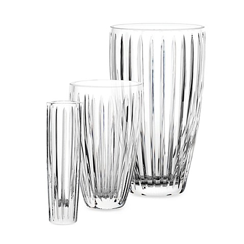 Marquis® by Waterford Bezel Crystal Vases