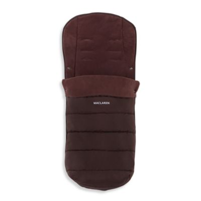 Maclaren® Universal Footmuff in Coffee