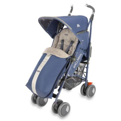 Maclaren® Techno XT Footmuff in Crown Blue