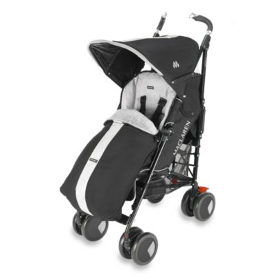 Maclaren® Techno XT Footmuff in Black