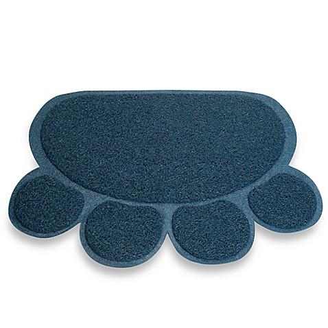 Cat Paw Print Litter Mat Bed Bath Amp Beyond