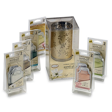 Yankee Candle® Scentlight™ Fragrance Diffuser Kit - Champagne/Fluffy Towels™