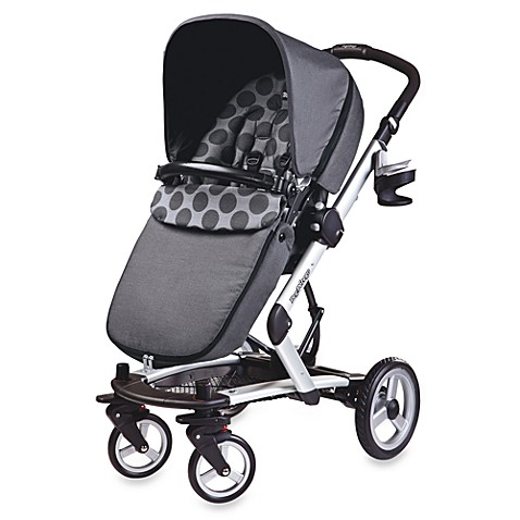 Peg Perego Skate System in Pois Grey