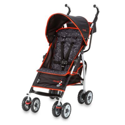 The First Years by Tomy Ignite Stroller in Sticks n Stones Black & Red