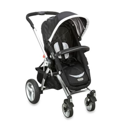 Simmons® Comfort Tech Urban Buggy Stroller in Black