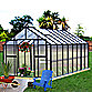 Riverstone Monticello 8-Foot x 20-Foot Residential Greenhouse