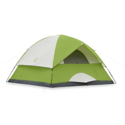 Coleman® Sundome® 6-Person Tent in Green