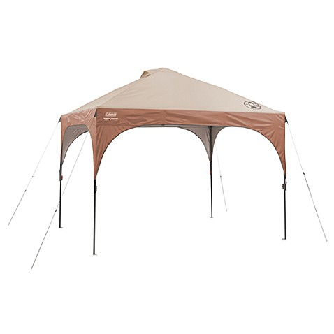 Coleman® 10-Foot x 10-Foot Lighted Instant Canopy