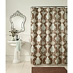 Baroque 72-Inch x 72-Inch Fabric Shower Curtain