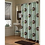Harmony 70-Inch W x 72-Inch L Fabric Shower Curtain