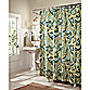 Island Breeze 70-Inch W x 72-Inch L Fabric Shower Curtain
