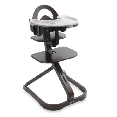 Svan® Signet Essential High Chair in Espresso > Svan® Signet Baby Kit in Espresso