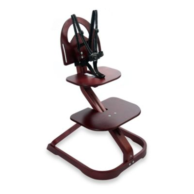 Svan® Signet High Chair in Mahogany
