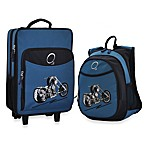 O3 Kids Luggage and Backpack Set with Cooler in Motorcycle