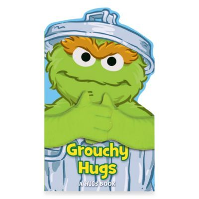 Grouchy Hugs Board Book