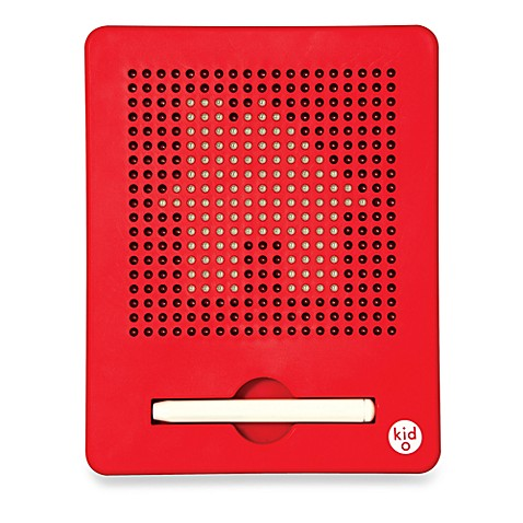 Kid-O Free Form Magnatab in Red