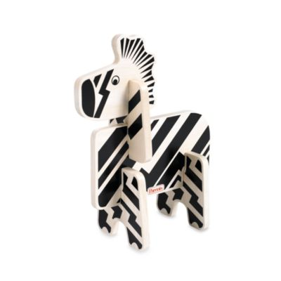 Manhattan Toy® Parents Jungle Pal Zebra Stacking Puzzle