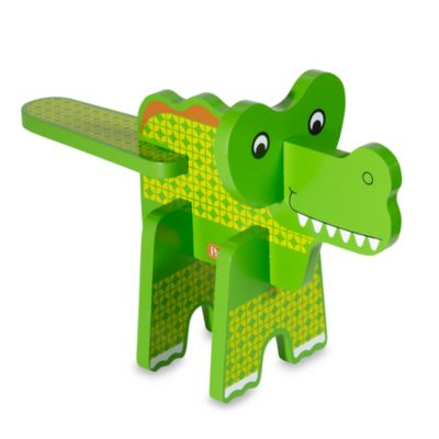 Manhattan Toy® Parents Jungle Pal Alligator Stacking Puzzle