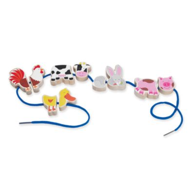 Manhattan Toy® Lace A Long Farm