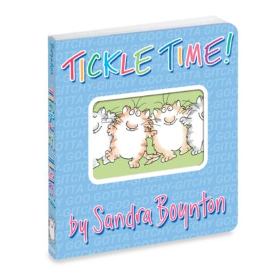 Tickle Time!: A book by Sandra Boynton