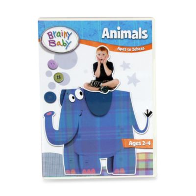 Brainy Baby® Baby Animals DVD: Deluxe Edition