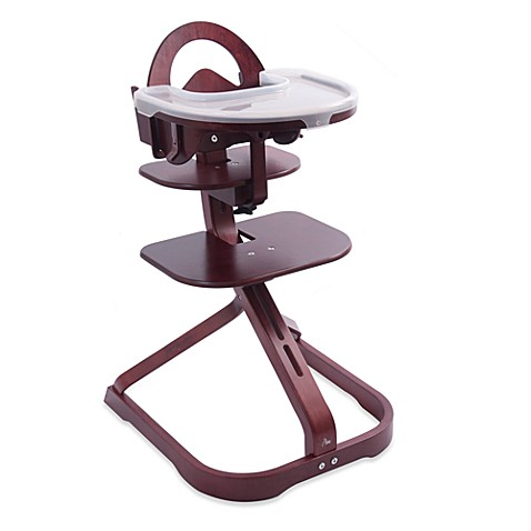 Svan® Signet Complete High Chair in Mahogany