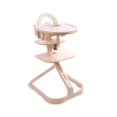 Svan® Signet Complete High Chair- Natural