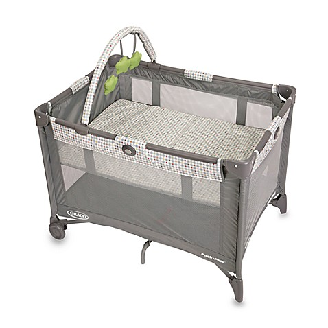 Graco 174 Pack N Play 174 Playard With Automatic Folding Feet