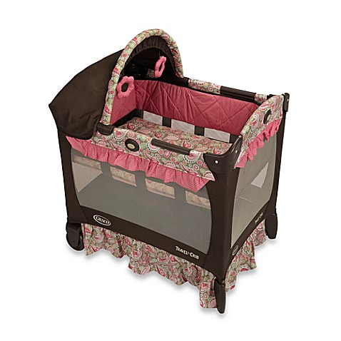 Graco® Travel Lite™ Crib in Jacqueline™