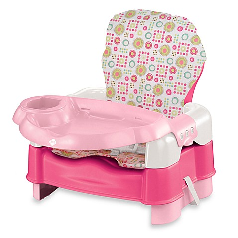 Safety 1st® Deluxe Sit, Snack & Go Convertible Booster Seat in Pink