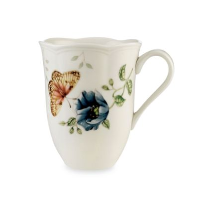 Lenox® Butterfly Meadow® 12-Ounce Fritillary Mug