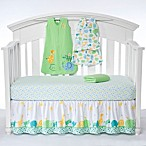 HALO® Sleepsack® Serengeti 5-Piece Bumper-Free Crib Set in Green