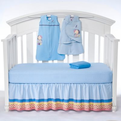 HALO® SleepSack™ My Dog Sam 5-Piece Bumper-Free Crib Set