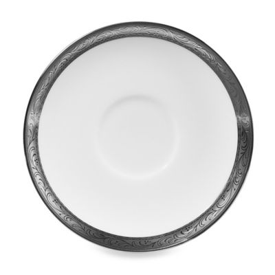 Mikasa® Crown Jewel Platinum 6 3/4-Inch Saucer