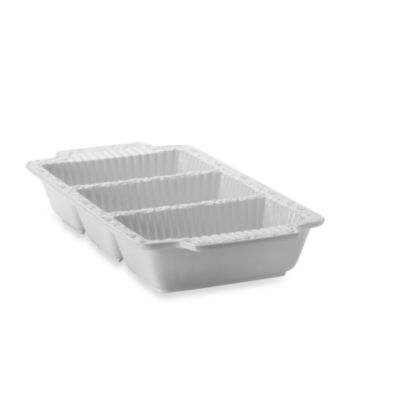 Mikasa® Italian Countryside 3-Section Tray