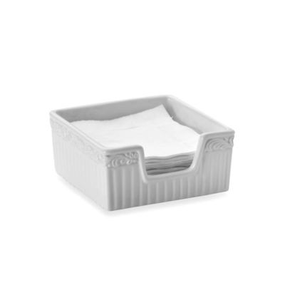 Mikasa® Italian Countryside Napkin Holder with Napkins