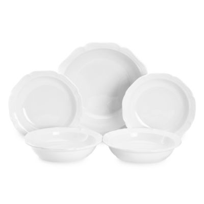 Mikasa® French Countryside 5-Piece Pasta Set