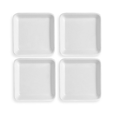 Mikasa® French Countryside Square Dipping Plates (Set of 4)