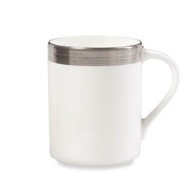 Mikasa® Ridge Platinum Mug