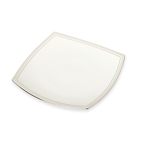Platinum Matrix 10 1/2-Inch Dinner Plate