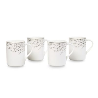 Mikasa® Shimmer Vine 13-Ounce Mug