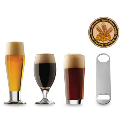 Libbey® Craft Brews Glass Set