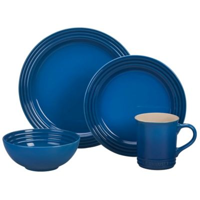 Le Creuset® 4-Piece Place Setting in Marseille