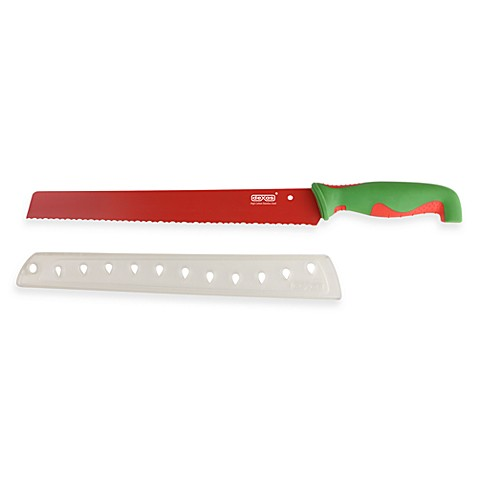 Dexas® Melon Slicer with 11-Inch Serrated Edge Blade