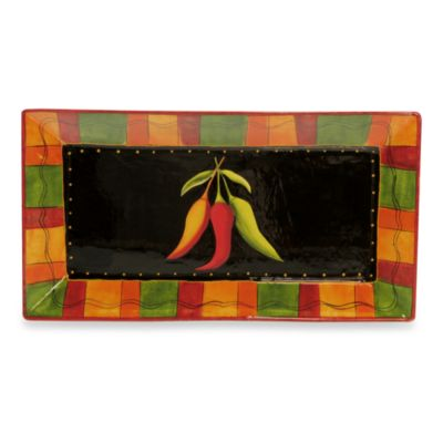 Certified International 10 Rectangular Platter