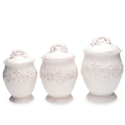 Elegant Kitchen Canister Sets
