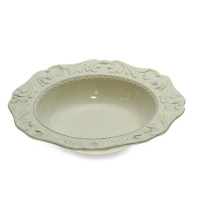 Certified International Firenze 14-Inch Serving Bowl in Ivory
